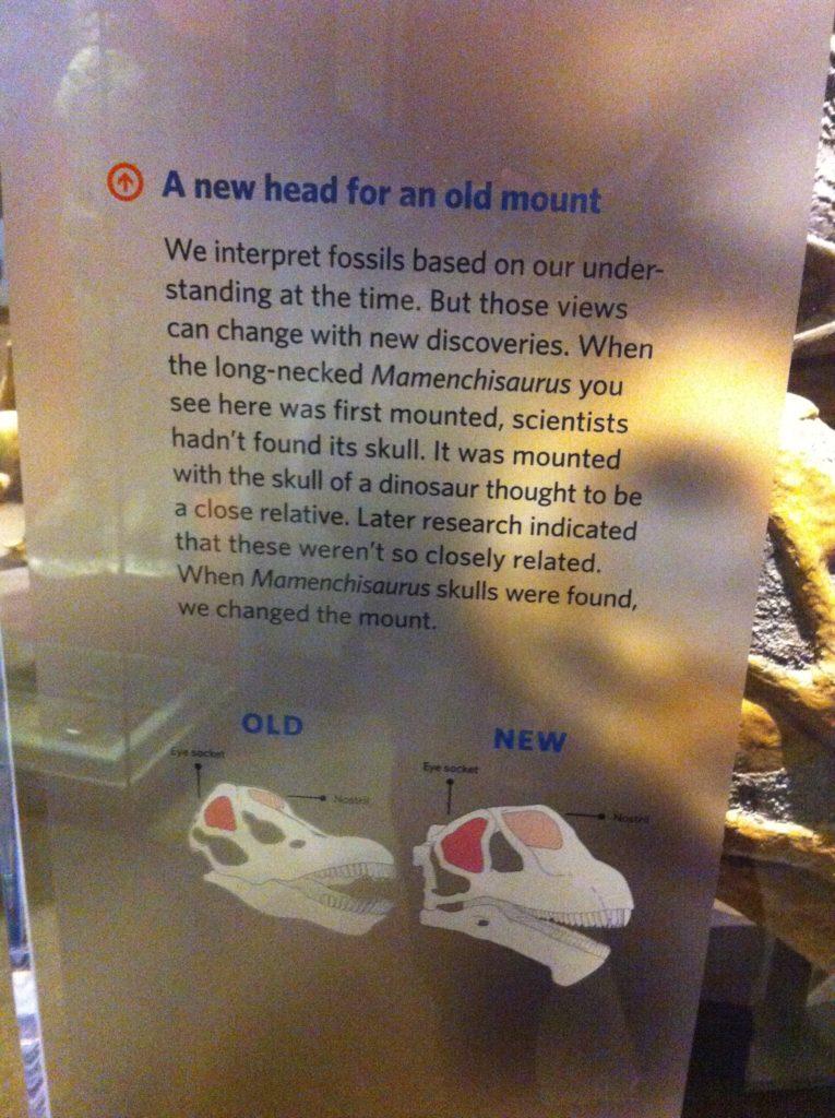 Dinosaur truth